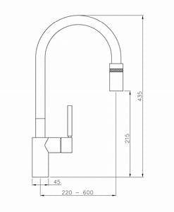 Ratio Single Lever Spray Tap