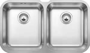 BLANCO Supra 340/340-U undermount sink
