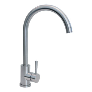 TC31 - Side Single Lever Swan Neck Tap
