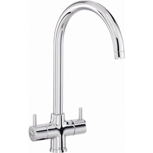TC55 - Monobloc Tap With Swan Neck Spout