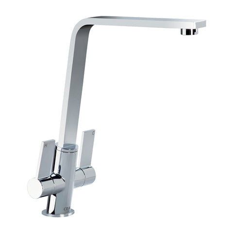 TC77 - Contemporary Slant Monobloc Tap