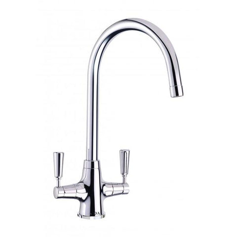 TT41 - Traditional Quarter Turn Lever Monobloc Tap