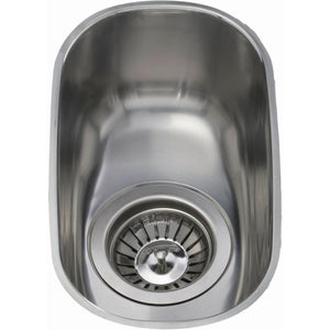 KCC21 Stainless steel undermount single half bowl