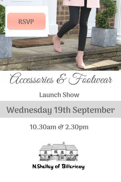 Accessories & footwear launch show