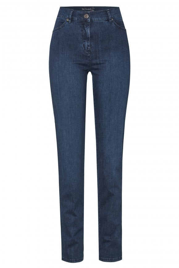Toni Be Loved Dark Denim Jeans