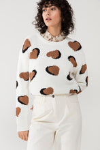 Luisa Cerano Animal Spot Sweater