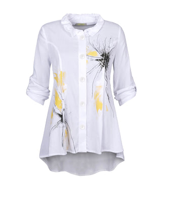 Dolcezza Tunic Blouse 20124 White SS20