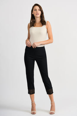 Joseph Ribkoff Trousers - Black - SS20 - 201437