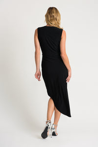 Joseph Ribkoff Long Dress - 202264 - Black