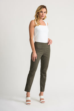 Joseph Ribkoff Pull On Trousers - 202352 - Avacado SS20