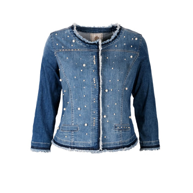 Dolcezza Denim Jacket - 20300 - Denim - SS20