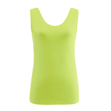 Dolcezza Vest Top - 20505 - Lime