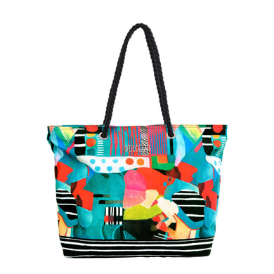 Dolcezza Shopper - 20953 - Bright Multi