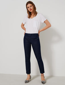 Marella Denim Trousers Chino SS20