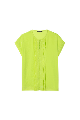 Luisa Cerano Blouse - Lime - 318580/7522 - SS20