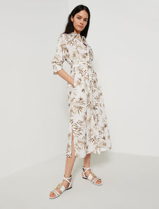 Marella Shirt Dress Afgano White/Beige SS20