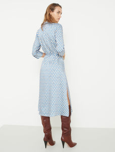 Marella Shirt Dress - Mendoza