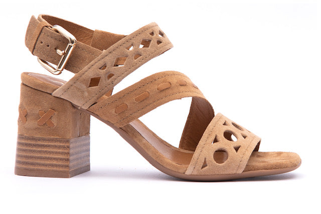 Alpe Suede Sandals