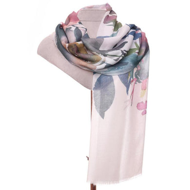 Zelly Floral Scarf - 536819 - Pastel SS20