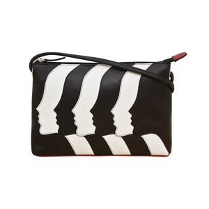 Jewn Silhouette Bag - AP6022 - Black/White