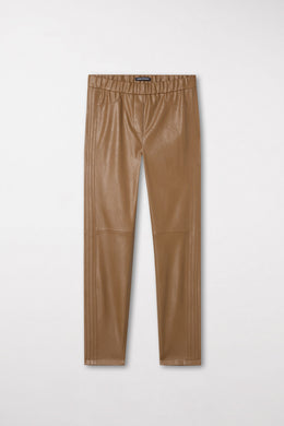 Luisa Cerano Faux Leather Jeggings 628192/2485