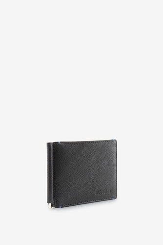 Abbacino Leather Card Holder Sabello 70272 BLACK