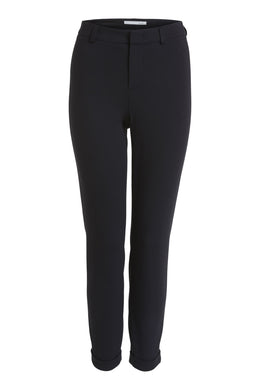 Oui Stretch Jersey Trousers 70450