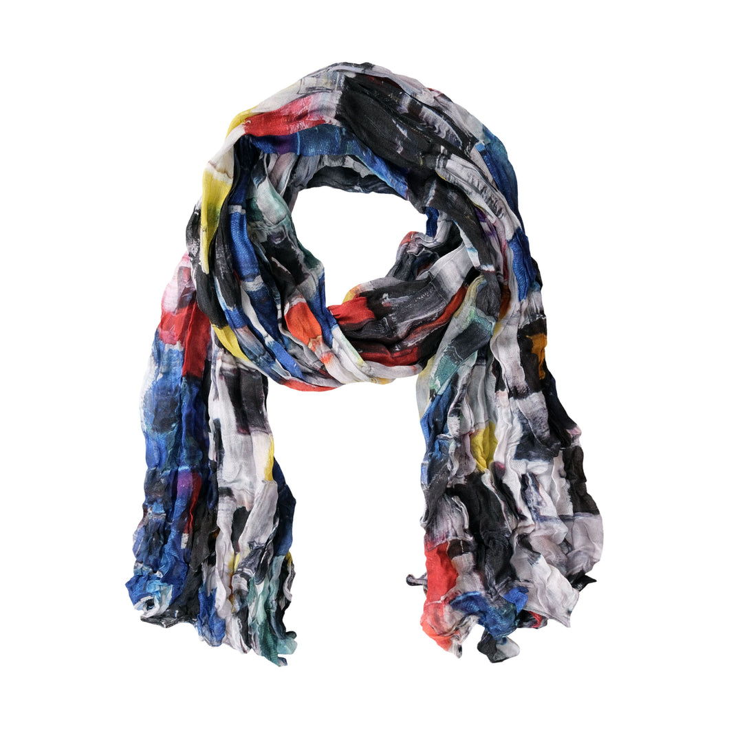 Dolcezza Simply Art Geo Cubes Scarf