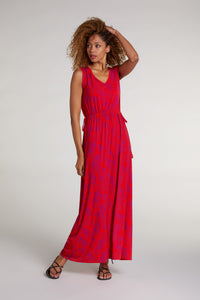 Oui Bright Maxi Dress