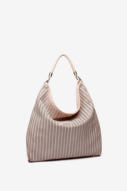 Abbacino Hobo Bag - 80296 - Pale Pink