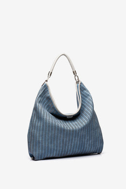 Abbacino Hobo Bag - 80296 - Blue