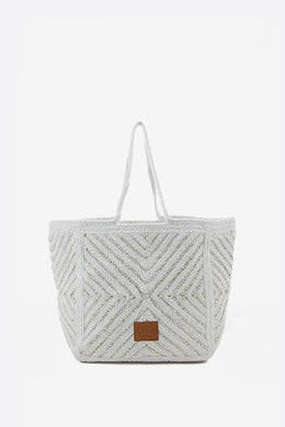 Abbacino Beach Bag - 80352 - White
