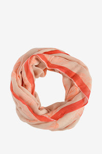 Abbacino Chromis Scarf - 90181 - Orange