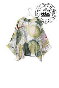 One Hundred Stars Apples & Pears Kimono