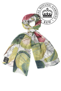 One Hundred Stars Kew Gardens Apples & Pears Scarf