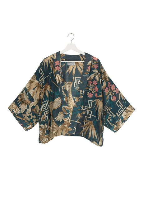 One Hundred Stars Bamboo Kimono