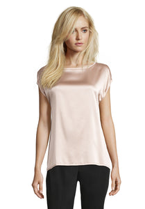 Betty Barclay Silky T-Shirt - 2060/1304 - Pale Pink