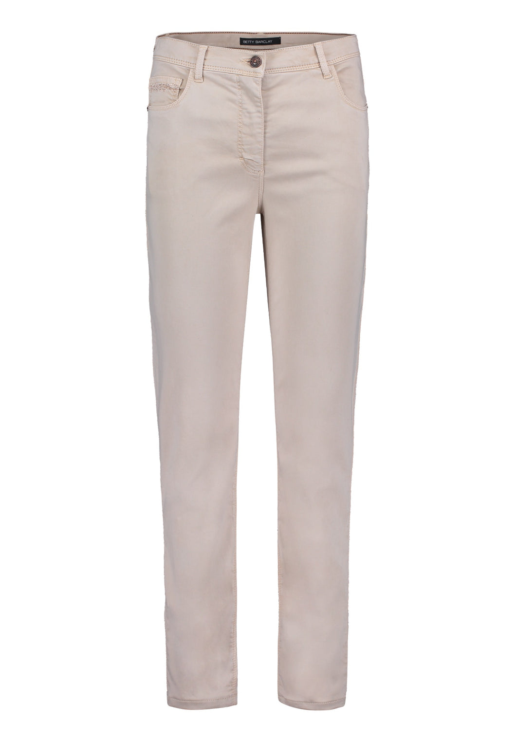 Betty Barclay Sparkle Jeans - 6033/1070 - Beige