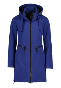 Betty Barclay Raincoat - 7009/1027 - Cobalt