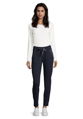 Betty Barclay Joggers - Navy - 6002/1116
