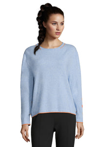 Betty Barclay Sweater - 5050/1171 - Sky Blue