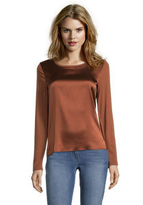 Betty Barclay Silk Front Top