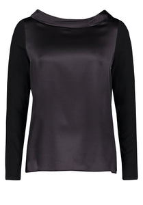 Betty Barclay Bagel Neck Top 2340/1810