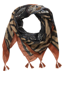 Betty Barclay Paisley Print Scarf 3058/1812