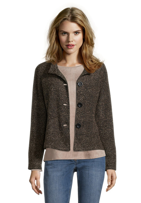 Betty Barclay Metallic Boucle Jacket