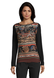 Betty Barclay Silky Print Top 2339/1716