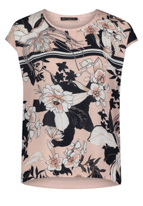 Betty Barclay Pink Floral Top
