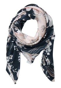 Betty Barclay Floral Scarf