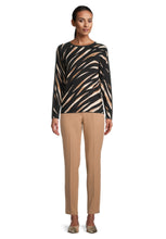 Betty Barclay Zebra Print Sweater