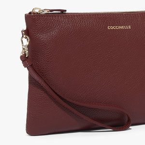 Coccinelle Best Soft Marsala Mini Bag